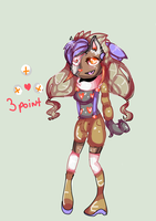 .:Sonic adopt: CLOSED by Puppet-Strings-s