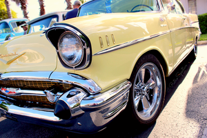 1957 Chevy Bel Air by RetroSpectiive