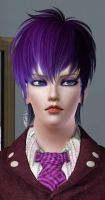 sims3 sim like ball jointed doll by tyrblue