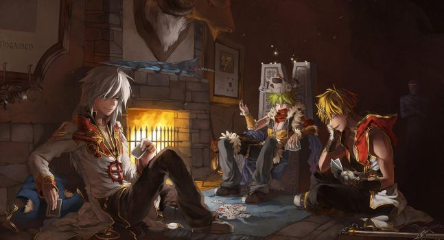 Ragnarok Online -  Hearth Side by shilin