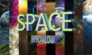 LOST IN SPACE BY ROWLOW by rowlee