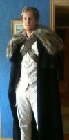 The game of thrones cloak by farlein