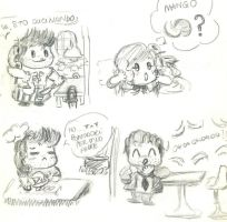 Cooking by 99scribbles