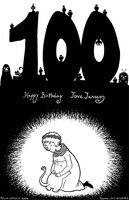 Happy 100th birthday Tove Jansson by Psycho--Owl