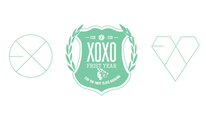 EXO-XOXO green by r4cch