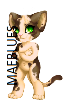Sphynx paintie - for sale by MaeBlues