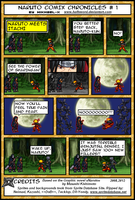 Naruto Comix Chronicles # 1 by HalfSword