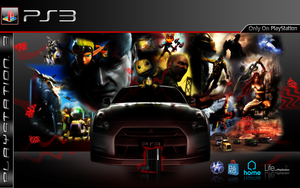 Only On Playstation 3 by MARSHOOD