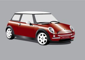 Mini-Cooper by Nise100