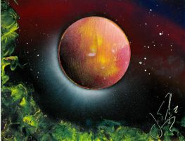 Planet Eight by JJShaver
