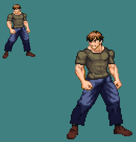 Sprite Work: Concussion by SXGodzilla