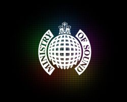 Ministry of Sound Wallpaper by Nischo