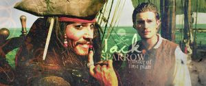 Jack and Will banner by Isabella-Parlay