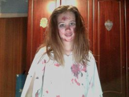 me as a zombie by olivia9987
