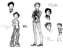 Code Lyoko vs Me 02 by DAgStar