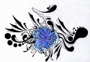 Cold flower by player133