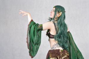 STOCK - Elven Bellydancer by Apsara-Stock