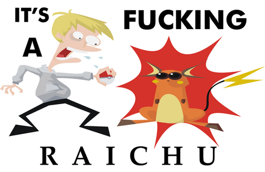 FUCKING RAICHU by MKsBigBrother