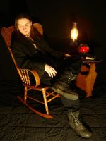 Rocking Chair Stock 9 by nobledeath-stock