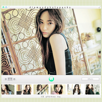 Photopack Krystal- F(x) 032 by DiamondPhotopacks