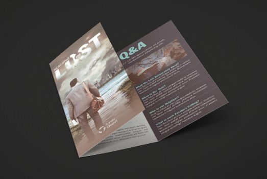 Missions Conference Tri-Fold Brochure Template by Godserv
