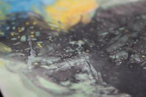 Dreams Spill Out (close up 4) by RougeCerberus
