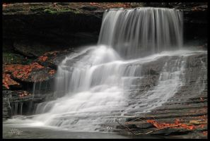 Middle Falls 2 by TerryTee