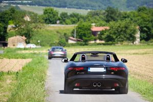 Jaguar F-Type by Attila-Le-Ain
