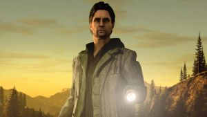 Alan Wake by vgwallpapers