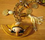 Necklace 'Gooddess Maat' by Bojo-Bijoux