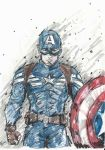 Captain America The Winter Soldier by Graymalkin2112