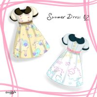 Summer Dress 02 by imStyle