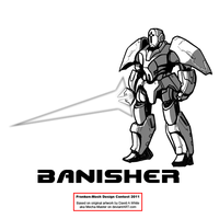 "FrankenMech 15 - ""Banisher"" by Blazbaros"
