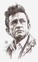 JOHNNY CASH in 30 mins by MalevolentNate