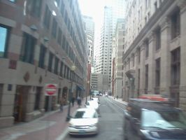 Boston Trip - Alley way 3 by Spooneh21