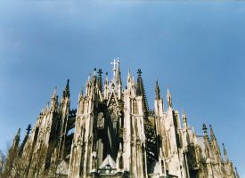 Cologne Cathedral from NE by popol-vooch