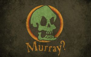 Murray? T-shirt Design by alsnow