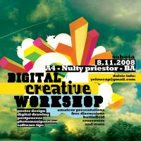 digital creative workshop BA by wladko