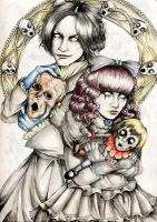 Reflect our grotesque mind by ApocalypticPorcelain