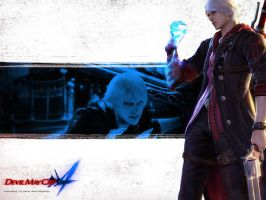 Nero DMC by theQuickestSilver