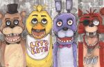 Five Nights At Freddy's by ChrisOzFulton