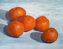 Clementines by kielymb