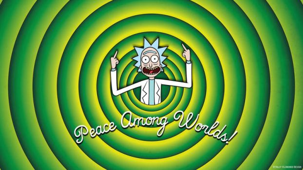 Peace among worlds folks wallpaper 1080 by donot182