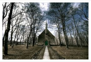 Kunda Church by Jurnov