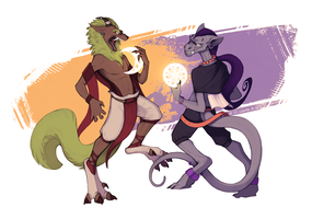 Commission for Irrwahn by LiLaiRa