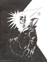 Ghost Rider July 2011 by NexusDX