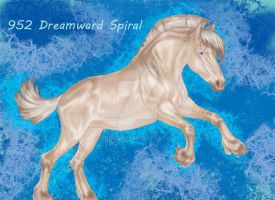 952 Dreamward Spiral by Xunau66