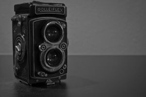 Old Rolleiflex by remyrob