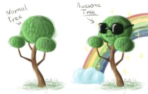 Trees by Tysirr