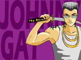 Johnny Gat by shadow000angel
